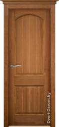 Дверь из массива сосны в упаковке